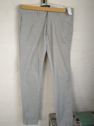 Pantalones elegantes hombre