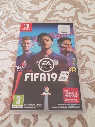 FIFA 19 nintendo switch