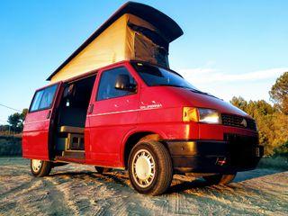 Furgoneta Camper Vw Volkswagen T4 California 2.4D