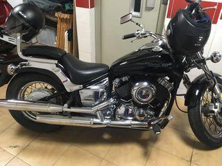 Moto Yamaha Drag Star xvs 650