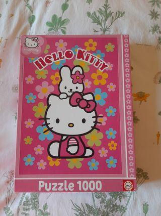 Puzzle de Hello Kityy