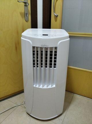 Aire acondicionado y calefacción portátil