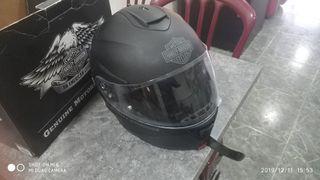 casco Harley Davidson talla M cambio por S
