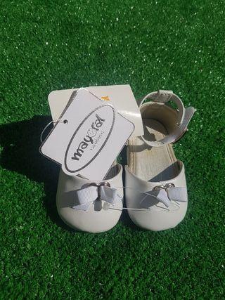 Zapatos de verano bebé Mayoral T.16