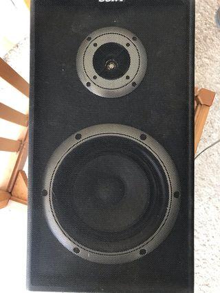 Altavoces Sony SS 301