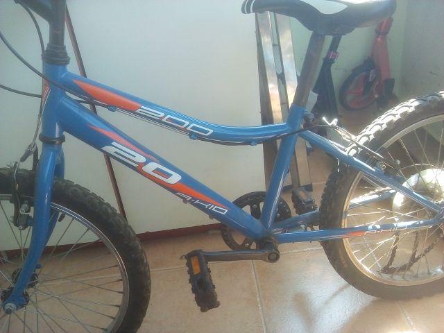 """Cuadro para bicicleta de 20""""."""