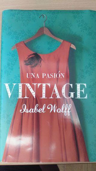 Libro.Una pasión Vintage.