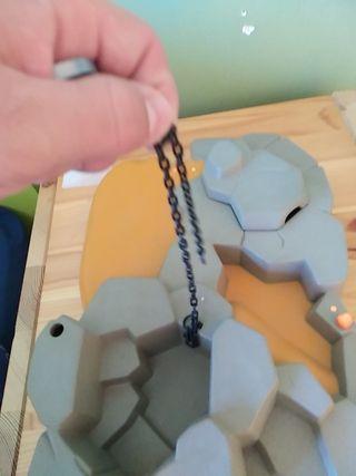 base dragón playmobil