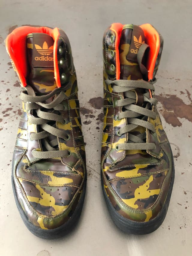 Zapatillas ADIDAS JEREMY SCOTT JS WINGS CAMO
