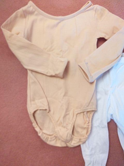 BALLET INFANTIL ROPA