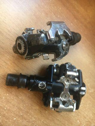 Vendo Pedal Automático Bontrager