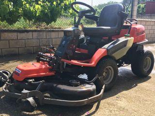 Tractor cortacesped husqvarna proflex 21