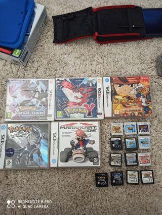 Lote New Nintendo 3Ds XL + juegos
