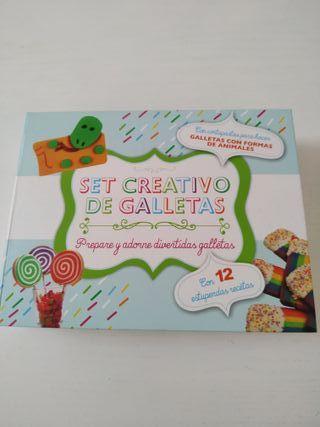 Nuevo Set creativo de galletas