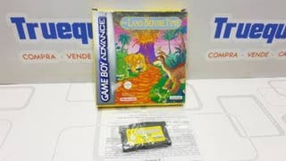 Gameboy advance the land before time
