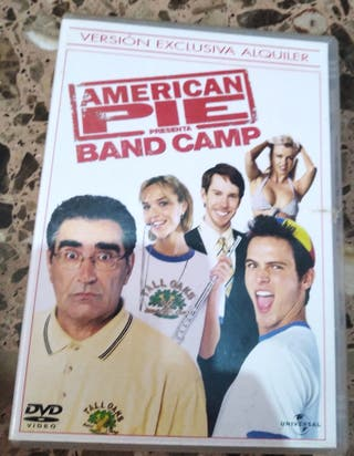 película de americano pie band camp