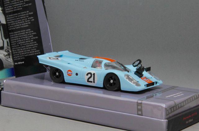 Porsche 917 K Making of Le Mans (Fly Car Model)