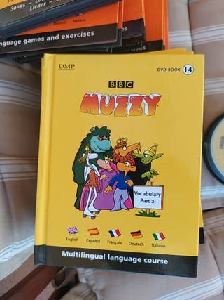 Aprende inglés con Muzzy