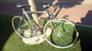 Bicicleta carretera cadete