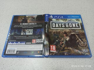 Vendo o cambio Days Gone PS4