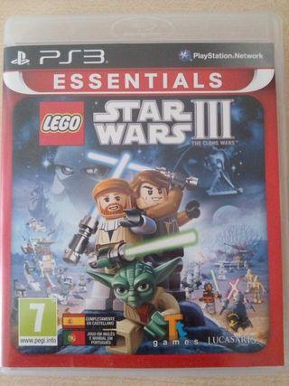 PS3 Lego Star Wars III Clone Wars
