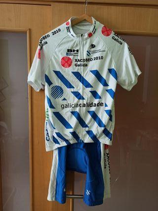 conjunto ciclismo galicia
