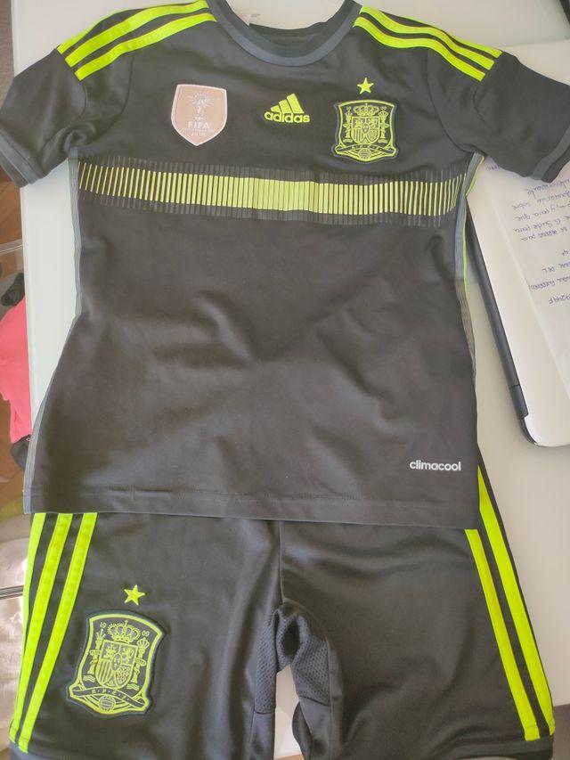 "traje de niño oficial ""España"""