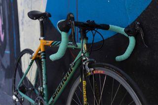 Bicicleta carretera Bianchi M Alloy Pro Talla 50