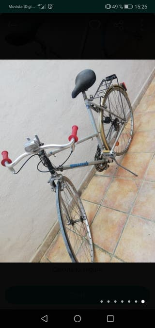 bicicleta de paseo williger