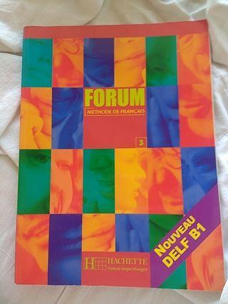 Libro Forum de francés nivel B1