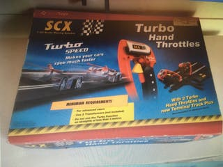 Scalextric- Mandos Full Throttle