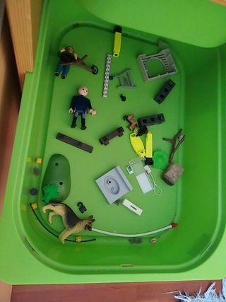piezas sueltas de Playmobil