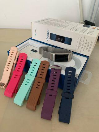 Reloj Deporte Fitbit CHARGE 2