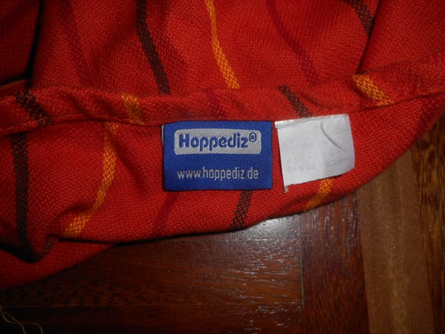 Bandolera portabebés Hoppediz