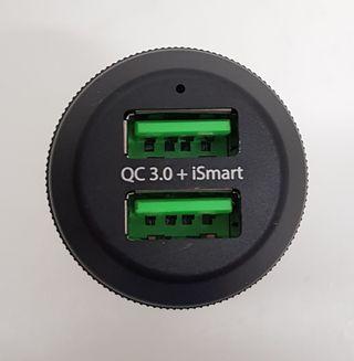 Cargador de coche USB Rawpower
