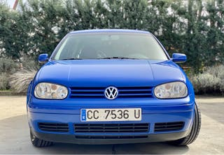 Volkswagen Golf 1.6 gasolina 100cv