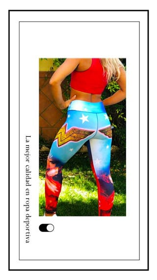 leggings Wonder Woman