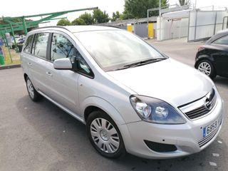 Opel Zafira 1.8 Family 140 cv 7 plazas