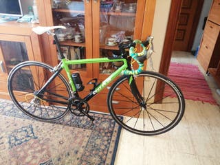 bici de carretera goka talla M