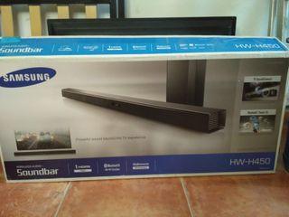 Barra de sonido Samsung HW-H450