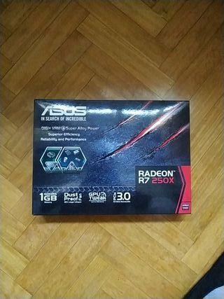 Tarjeta gráfica Asus Radeon R7 250X