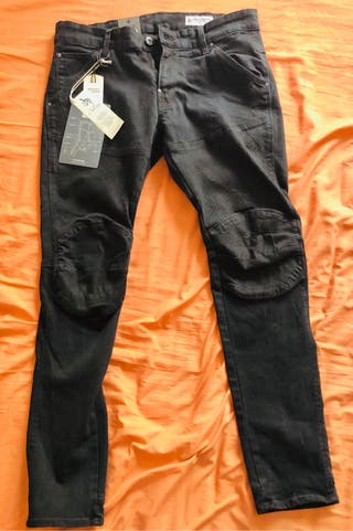 G Star pantalon negro