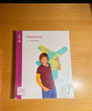 Santillana 4eso libro Historia