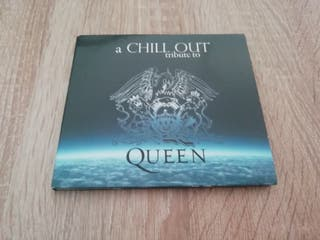 Chill Out tribute to Queen - Cd Album