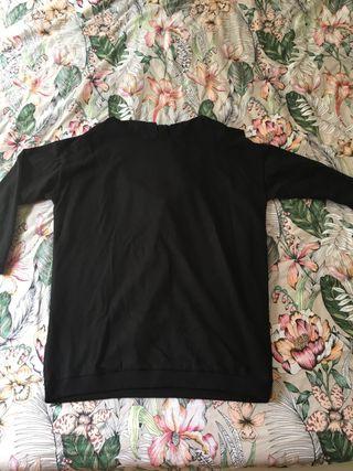 Sudadera/Vestido ZARA talla L
