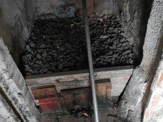 carbón para cocina