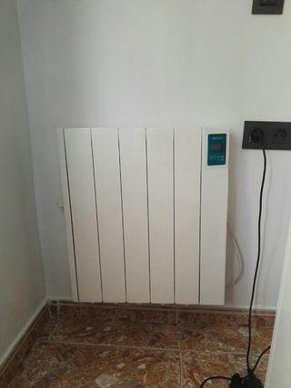 urge mudanza Radiador electrico Mithos