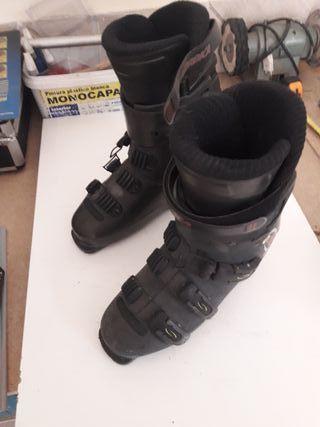 botas de esquiar nordica
