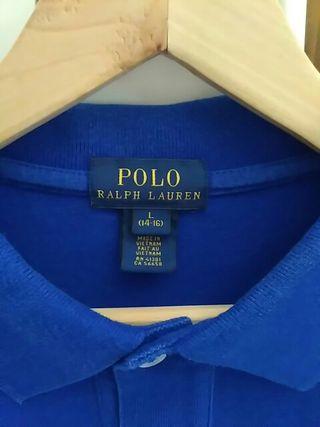 Polo mangas largas Polo Ralph Lauren