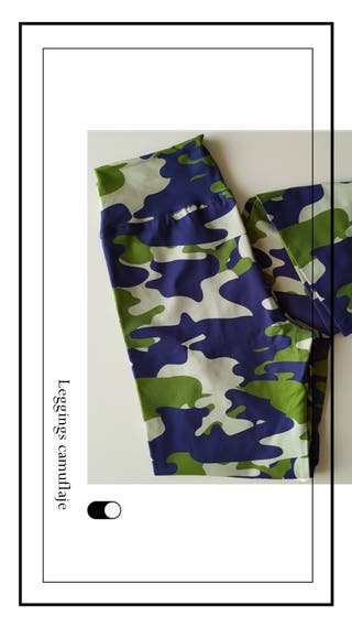 Leggings militar